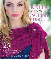 Harding, Louisa - Knits from an English rose - 9781936096657 - V9781936096657