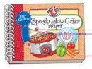 Gooseberry Patch - Our Favorite Speedy Slow-Cooker Recipes (Our Favorite Recipes Collection) - 9781936283750 - V9781936283750