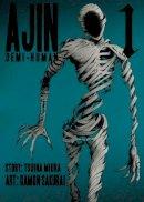 Sakurai, Gamon - Ajin, Volume 1: Demi-Human - 9781939130846 - V9781939130846