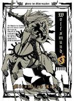 Kuji, Mitsuhisa - Wolfsmund, Volume 8 - 9781945054235 - V9781945054235