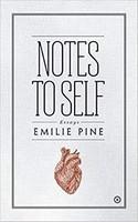 Emilie Pine - Notes to Self: Essays - 9781999700843 - V9781999700843