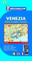 Michelin - Venice / Venezia City Plan - 9782067156708 - V9782067156708