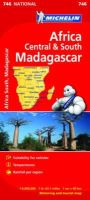 Michelin - Africa Cental & South, Madagascar - 9782067172555 - V9782067172555