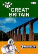 Michelin Tyre PLC - I-spy Great Britain - 9782067174863 - V9782067174863