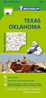 Michelin - Texas - Oklahoma Zoom Map 176 (Michelin Zoom Maps) - 9782067190924 - V9782067190924