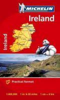 Michelin - Ireland Mini Map (Michelin Pocket Maps) - 9782067192584 - 9782067192584