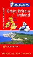 Michelin - Great Britain and Ireland Mini Map (Michelin Pocket Maps) - 9782067193116 - V9782067193116