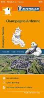 Michelin Travel & Lifestyle - Michelin Regional Maps: France - 9782067209701 - V9782067209701