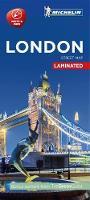 Michelin Travel & Lifestyle - Michelin London City Map - Laminated (Michelin Map) - 9782067214088 - V9782067214088