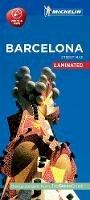 Michelin Travel & Lifestyle - Michelin Barcelona City Map - Laminated (Michelin Map) - 9782067214125 - V9782067214125