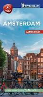 Michelin - Michelin Amsterdam City Map - Laminated (Michelin - Citymap Laminated) - 9782067214170 - V9782067214170