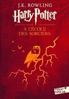 Rowling, J. K. - Harry Potter - French: Harry Potter a l'ecole des sorciers FOLIO JUNIOR ED - 9782070584628 - V9782070584628