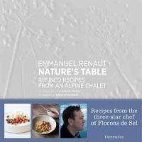 Renaut, Emmanuel, Hintzy, Isabelle - Nature's Table - 9782080201584 - 9782080201584