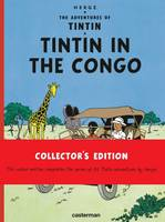 Herge - Tin Tin in the Congo Collectors Edition (Adventures of Tin Tin) - 9782203096509 - 9782203096509