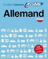 Amirkhosrovi Schodel - Les Cahier d' Exercices Assimil allemand débutant [ German for French speakers - francais / allemand ] (German Edition) - 9782700507010 - V9782700507010