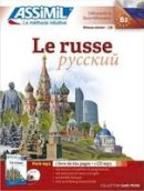Victoria Melnikova-Suchet, Assimil - Le Russe sans Peine [ Russian for French Speakers ] Book + 1 CD MP3 (Russian Edition) - 9782700570731 - V9782700570731