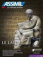 Assimil - Assimil Le Latin sans peine Superpack (Livre + 4 CD audio + 1 CD mp3) Latin for French speakers (Latin Edition) - 9782700580754 - V9782700580754