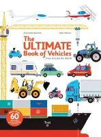 Anne-Sophie Baumann, - The Ultimate Book of Vehicles - 9782848019420 - V9782848019420