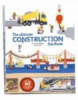 Anne-Sophie Baumann - The Ultimate Construction Site Book - 9782848019840 - V9782848019840