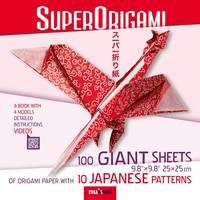 D'Aurio, Pasquale - Super Origami - 9782889358014 - V9782889358014