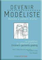 Wargnier, Claire - Children's Garments Grading - 9782909617213 - V9782909617213
