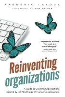Laloux, Frederic - Reinventing Organizations - 9782960133509 - V9782960133509