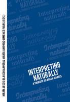 - Interpreting naturally: A Tribute to Brian Harris - 9783034305884 - V9783034305884