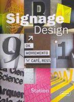 Galindo, Michelle - Signage Design - 9783037680919 - V9783037680919