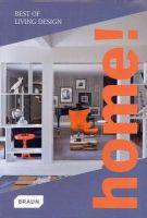 Braun - Home! Best of Living Design - 9783037681299 - V9783037681299