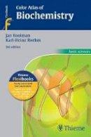 Koolman, Jan; O'Sullivan, Geraldine; Rohm, K.H. - Color Atlas of Biochemistry, Thieme Flexibook - 9783131003737 - V9783131003737