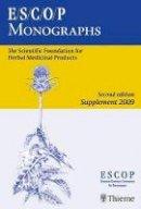 ESCOP, . - ESCOP Monographs - 9783131499813 - V9783131499813