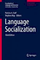 - Language Socialization (Encyclopedia of Language and Education) - 9783319022543 - V9783319022543