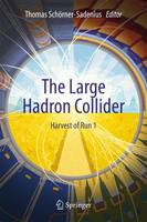 - The Large Hadron Collider: Harvest of Run 1 - 9783319150000 - V9783319150000