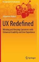 Robier, Johannes - Ux Redefined - 9783319210612 - V9783319210612