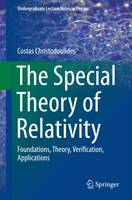 Christodoulides, Costas - The Special Theory of Relativity - 9783319252728 - V9783319252728