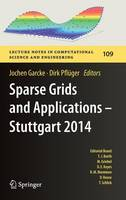 - Sparse Grids and Applications - Stuttgart 2014 (Lecture Notes in Computational Science and Engineering) - 9783319282602 - V9783319282602