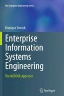 Snoeck, Monique - Enterprise Information Systems Engineering: The MERODE Approach (The Enterprise Engineering Series) - 9783319364575 - V9783319364575