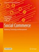Turban, Efraim; Strauss, Judy - Social Commerce - 9783319366708 - V9783319366708