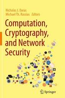 - Computation, Cryptography, and Network Security - 9783319372631 - V9783319372631