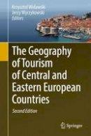 . Ed(s): Widawski, Krzysztof; Wyrzykowski, Jerzy - The Geography of Tourism of Central and Eastern European Countries - 9783319422039 - V9783319422039