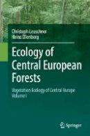 Leuschner, Christoph - Ecology of Central European Forests - 9783319430409 - V9783319430409
