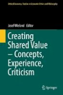 - Creating Shared Value - Concepts, Experience, Criticism (Ethical Economy) - 9783319488011 - V9783319488011