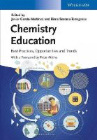 - Chemistry Education: Best Practices, Opportunities and Trends - 9783527336050 - V9783527336050