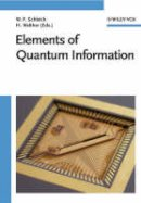 - Elements of Quantum Information - 9783527407255 - V9783527407255