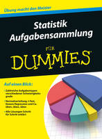 Wiley - Statistik Trainingsbuch Fur Dummies (German Edition) - 9783527711574 - V9783527711574