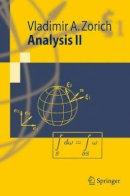 Zorich, Vladimir A. - Analysis - 9783540462316 - V9783540462316