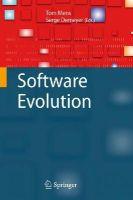 - Software Evolution - 9783540764397 - V9783540764397