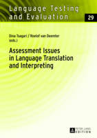 - Assessment Issues in Language Translation and Interpreting (Language Testing and Evaluation) - 9783631636039 - V9783631636039