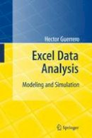 Guerrero, Hector - Excel Data Analysis: Modeling and Simulation - 9783642108341 - V9783642108341