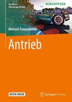 Trzesniowski, Michael - Antrieb (Handbuch Rennwagentechnik) (German Edition) - 9783658155346 - V9783658155346